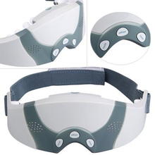 New Health Electric Magnetic Eye Mask Forehead Alleviate Fatigue Massager+Free Shipping