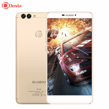 BLUBOO Dual FHD 5.5 inch 4G Telephone MTK6737T Quad Core 2GB RAM 16GB ROM 2.0MP+5.0MP+13.0MP Three Cameras 3000mAh Mobile phone