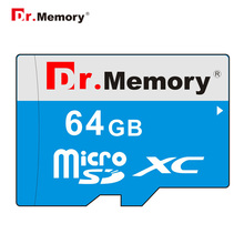 Dr.memory 64GB Memory card for phone tablet micro sd card 4G 8G Class 6 16G 32G microsd TF Card class 10 micro sd card