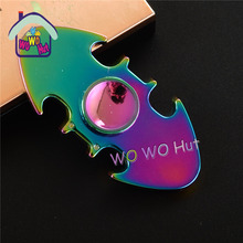 Buy Fish Colorful Hot Selling EDC Toys Triangular Hand Spinner orqbar Metal Professional Fidget Spinner Autism ADHD Hand Spinner for $7.40 in AliExpress store