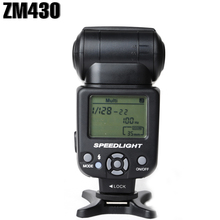 Buy Zomei ZM430 Manual Speedlite Speedlight Flash Canon LCD Display & Hard Photo Flash Diffuser Nikon DSRL Cameras for $32.09 in AliExpress store