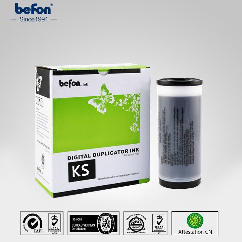 befon Duplicator Ink KS ks S-3275 ink  Compatible for KS-500 600 800<br>