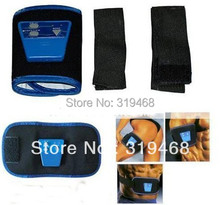 10pcs/lot RA AB Arm Leg Waist Massage Belt AB Gymnic Electronic Massager Sports Muscle Belt Nylon Free China Post Shipping