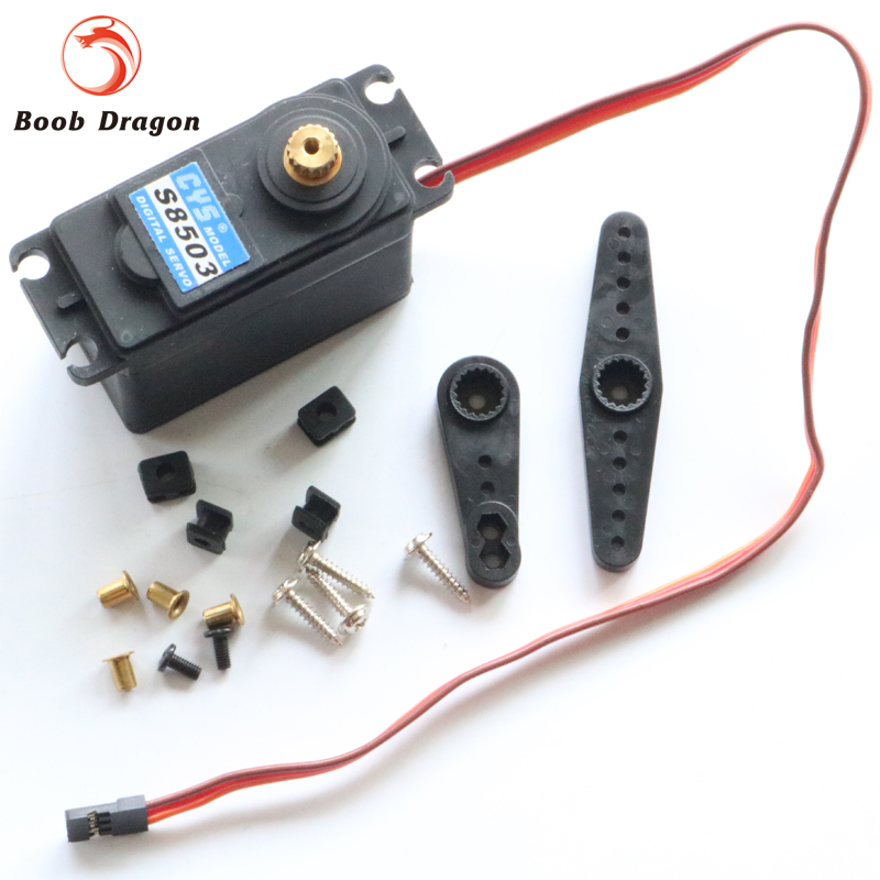 30kg Metal Gear Steering Servo kit for HPI Rovan Baja 5B SS 5T 5SC King Motor<br>