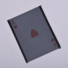 Funny Black Card Vanish Illusion Change Sleeve Close-Up Street Magic Trick Choose Hidden