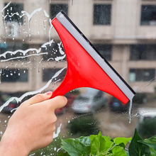 HOT Washing brush Glass Window wiper Soap Cleaner Squeegee Shower Bathroom Mirror floor Car Blade Brush ZH874