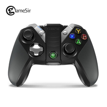 GameSir G4/G4s Bluetooth 4.0 / 2.4G Wireless / Wired nes Gamepad Game Controller snes 800 mAh Capacity for iOS Android PC PS3