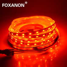 IP65 Waterproof 5630 SMD LED Strip light String 12V 300leds Flexible Bar lamp Tape Ribbon For Holiday Outdoor lighting 5M /Roll