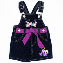 Beautiful Style 4 Size Baby Girls Bib Pants Summer Children Sling Infant Jeans Kids Fashion Clothing JJYZ135