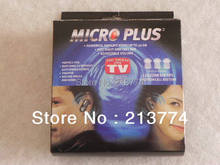 MINI CYBER micro plus hearing aid invisible hearing aid ITE heaing Sound Amplifier hearig device AS SEEN ON TV 50pcs/lot(China)