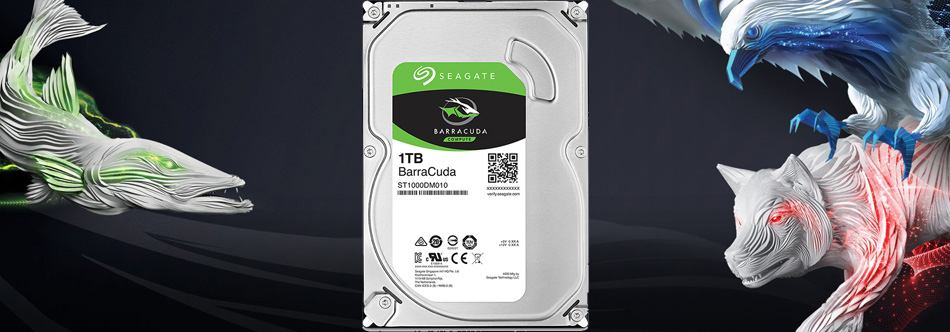 Seagate 1tb Hard Drive Disk HDD Desktop Internal HD (1)