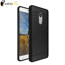 Xiaomi Redmi Note 4 Case Carbon Style Protective Back Cover TPU Silicon Case For Xiaomi Redmi Note 4 Pro Prime Mobile Phone