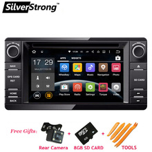 SilverStrong Android7.12 2Din автомагнитолы DVD gps для MITSUBISHI OUTLANDER 2013 2014 2015 2016 gps для PAJERO ASX 4G радио BT 4,0(China)