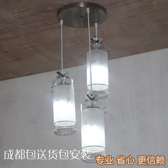 Lighting bag decoration restaurant lamp pendant light brief mix match lighting lamps<br><br>Aliexpress
