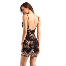 vestidos women sexy sequin short dress summer backless dress mini vestidos  curto glitter dress vestidos mujer 9ba115e167c0