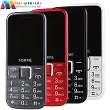 In Stock! Free shipping FORME K08 dual sim bluetooth telefon torch cheap cellphone original cell phone unlocked mobile phone