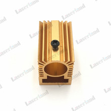 Cooling Heatsink Heat Sink Holder for 13mm Laser Diode Module long time working(China)