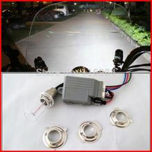 !NEW!! Motorcycle H6M Hi/Low Hid Lights Kit DC12V 35W Xenon Bulbs 3000K5000K 6000K  8000K 10000K 12000K