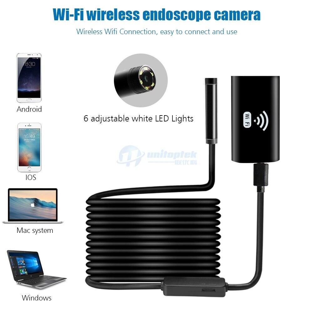 01 Wifi Endoscope Camera