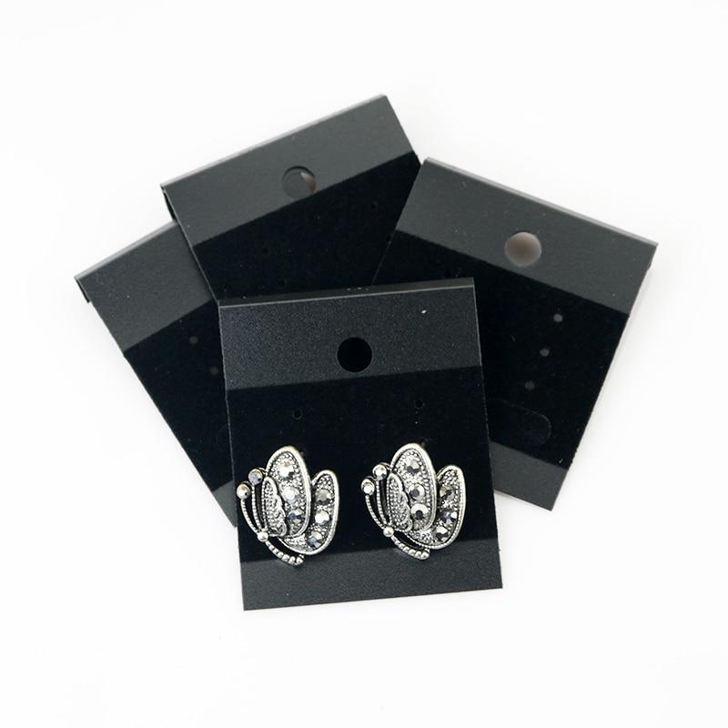 Jewelry earring card 110