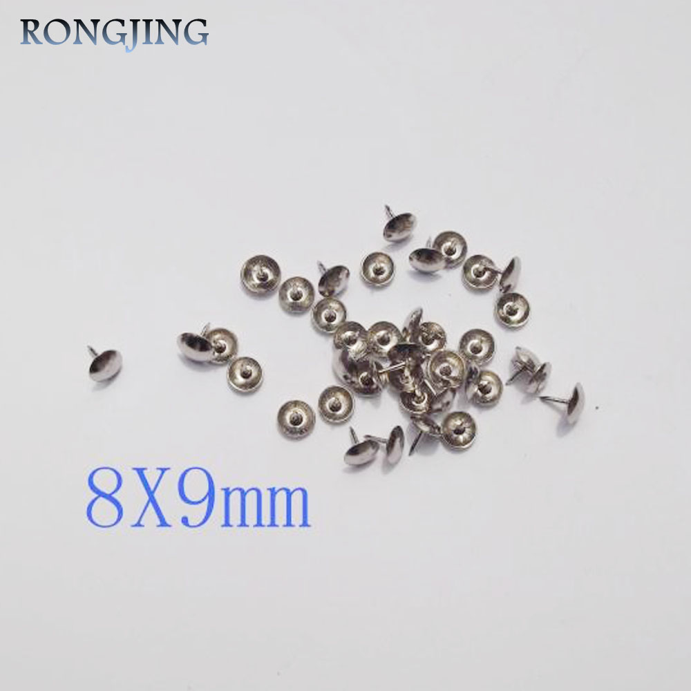 Aliexpress Com 100pcs Diy Wooden Accessories Corners Fixed Rivets Bubble Nails Decorative Furniture Sofa 8x9mm From Reliable