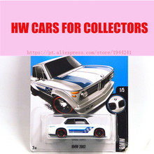 Hot Sale 2016 New Hot 1:64 cars Wheels  BM 2002 car Models Metal Diecast Car Collection Kids Toys Vehicle  Juguetes