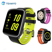Teamyo GV68 Sport Smart Watch Waterproof IP68 Activity Tracker Heart Rate Monitor Step Counter Smartwatch Android iOS - Electronic Store store