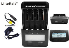 Liitokala Lii500 LCD Display 18650 Battery Charger Lii-500 For 18650/26650/16340/A/AA/AAA/Ni-MH/Ni-Cd Rechargeable Batteries(China)