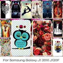 TAOYUNXI Silicon Plastic Phone Case For Samsung Galaxy J1 2016 J120 J120F Galaxy Express 3 J120A J120H J120M SM-J120 Bag Cover(China)