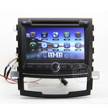 SSANG YONG Korando Car GPS, Car DVD with GPS,Support 3G USB Dongle,Radio,bluetooth,iPod Free map