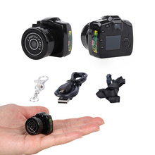 New HD Mini Camcorder Micro Portable camera Mega Pixel Pocket Video Camera 480P DV DVR Recorder 720P JPG Can up to 32G(China)