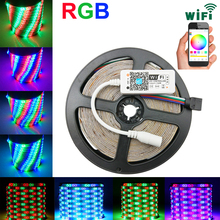 5M/Roll LED Strip Light 2835 SMD LED Tape Light String Ribbon Waterproof Flexible Strip Light Led Bar Light Lamp