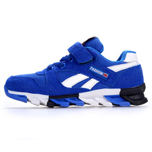 Size 26-39 2017 New Boys Sneakers Children Shoes Kids Running Shoes For Girl Sneakers Mesh Breathable Casual Shoe Sport Trainers
