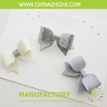 promotional product Factory Price Nice Beautiful Cheap New Design Hair Sequin Bow Butterfly cotton turban headband(China)