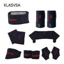 11pcs/set Self-heating Tourmaline Belt Magnetic Therapy Neck Shoulder Posture Correcter Knee Support Brace Massager Products(China)