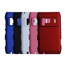 New Arrival High Quality Rubber Matte Hard Back Case Cover For Nokia N8