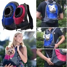Pet Supplies Backpack Carrying Dog Small Sling Backpack Holiday Outdoor Travel Bag Dog Carrier Backpacks Pet Products