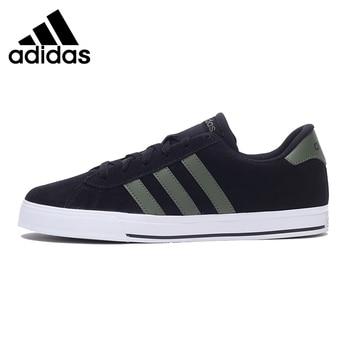Original Nouvelle Arrivée Adidas NEO Étiquette hommes Low top Planche à Roulettes Chaussures Sneakers