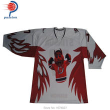 Sublimation Ice Hockey Uniform for team