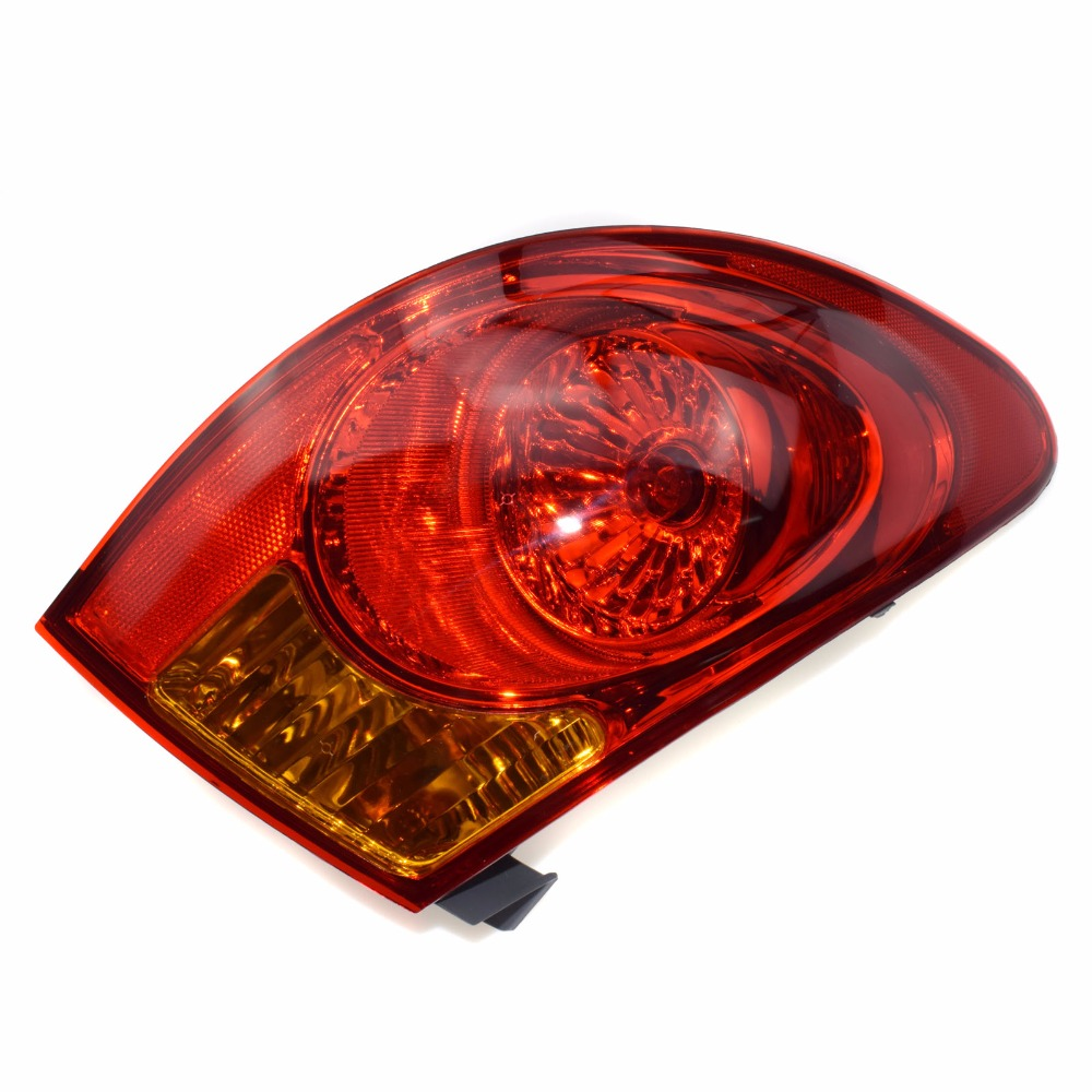 Outer Tail Light for Hyundai Elantra 2007-2010 New HY2805108 Passenger Side