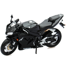 Wholesale 3Pcs/Lot Maisto 1/12 YAMAHA YZF-R1 Diecast Motorcycle Model STREET GLIDE MOTORCYCLE Model For Kids Birthday Gifts Toy(China)