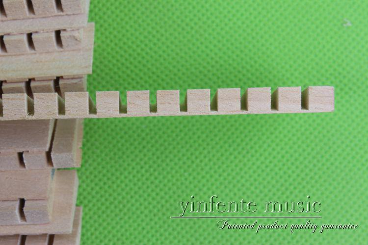 New 20 strips guitar inside binding wooden lining lenght 100#  470x17x5/1mm   maple<br>
