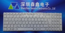 100% brand new original Swiss French keyboard G73 G73JW G73SW G73JH N61 N61JV N61VG N61W N61JA G51 K52 white free shipping(China)