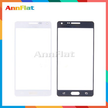 10pcs/lot High Quality 5.0'' For Samsung Galaxy A5 A500 A5000 Replacement Touch Panel Glass Front Glass Lens White Black Gold(China)