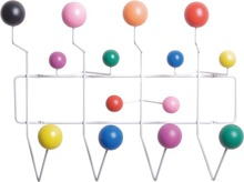 Multicolor Edisson home  as typical fashion candy Eeammes Hang It All coat rack hook coat hangers