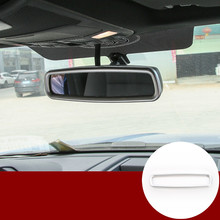 Inner Rearview Mirror Frame Cover Trim For Ford F150 F-150 2015-2017