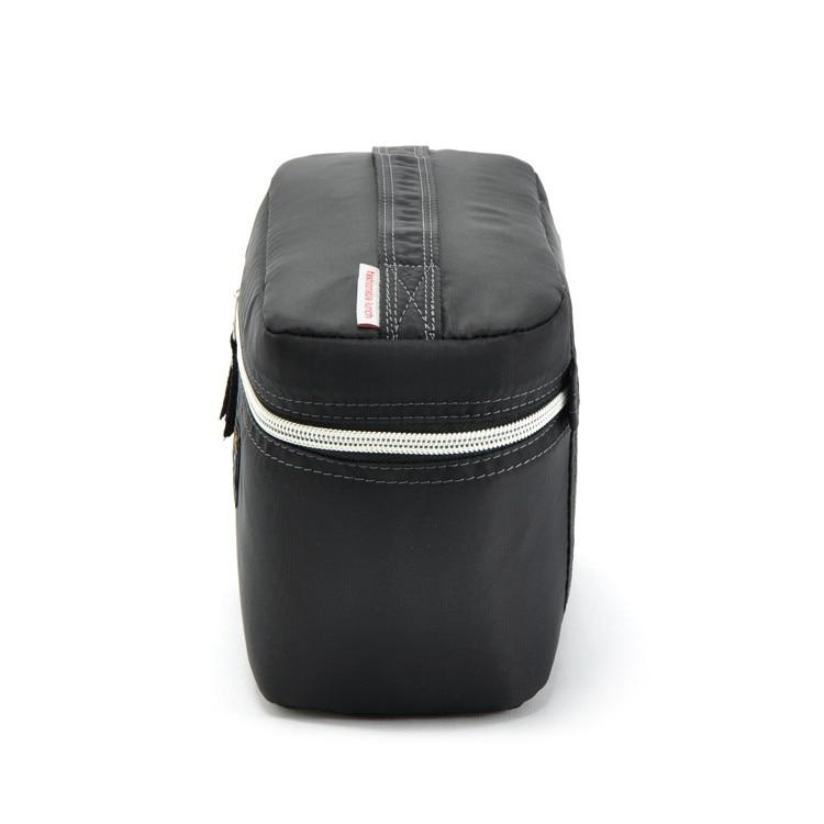 Yesello Women Fashion Waterproof Toiletry Bag Lady Portable Makeup Cases Organizer Travel Make up Wash Bag