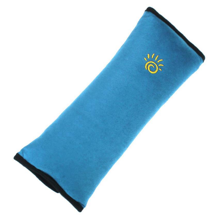 Baby Children Safety Strap Car Seat Belts Pillow Shoulder Protection (14)