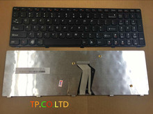 Brand New laptop Keyboard For Lenovo Y500 Y500N Y510P Y500NT laptop US replacement free shipping