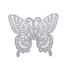 Buy 3D Metal Butterfly Cutting Dies Stencils DIY Photo Album Scrapbooking Decorative Embossing Paper Cards for $1.50 in AliExpress store